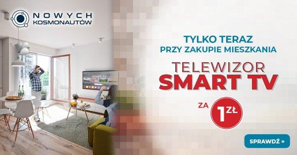 Telewizor za 1 zł